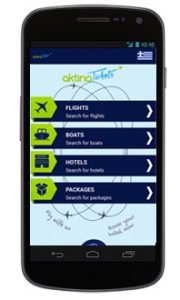 Mobile Apps Case Studies - aktinatickets.gr