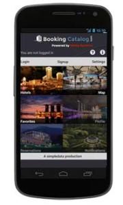 Mobile Apps Case Studies - BookingCatalog