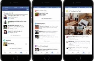 Νέες πληροφορίες στις ειδοποιήσεις του Facebook;